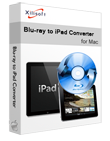 Xilisoft Blu-ray to iPad Converter for Mac