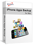 Xilisoft iPhone Apps Backup for Mac