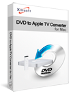 Xilisoft DVD to Apple TV Converter for Mac