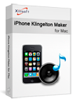 Xilisoft iPhone Klingelton Maker for Mac