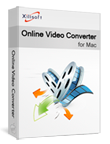 Xilisoft Online Video Converter for Mac