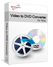 Xilisoft Video to DVD Converter for Mac
