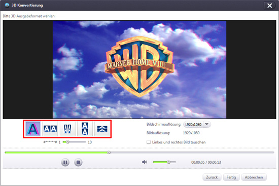 Xilisoft Blu Ray Converter