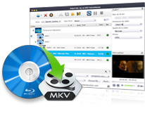Blu-ray in MKV umwandeln Mac