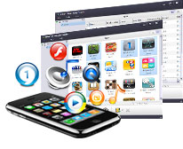 Xilisoft iPhone Apps Backup, Apps vom iPhone auf Computer